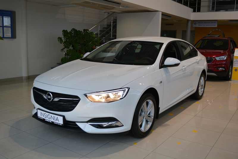 Opel Insignia Edition GS 1.6D 6АT