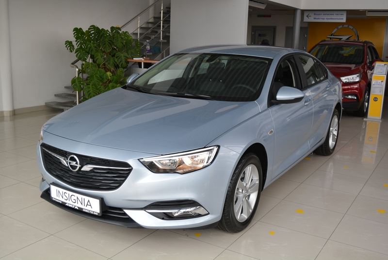 Opel Insignia Edition GS 2.0D 8АT