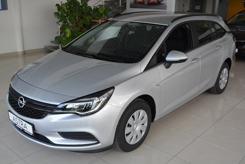 Opel Astra K Enjoy Sports Tourer 1.6DTC 6 MT