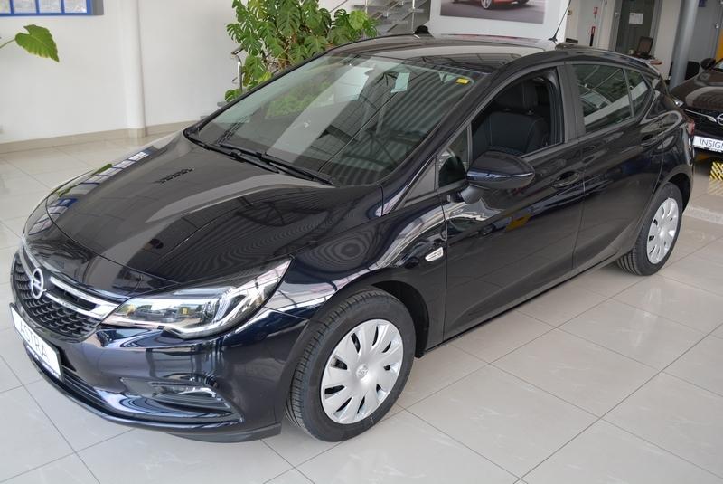 Opel Astra K Enjoy 1.4XFL 6MT