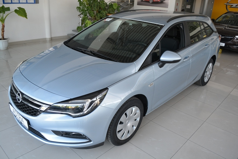 Opel Astra K Enjoy Sports Tourer 1.4XFT 6AT