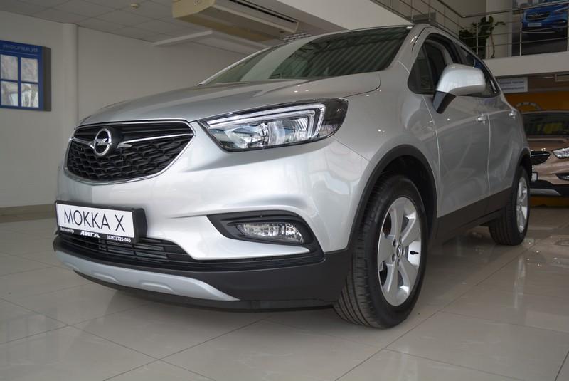 Opel Mokka X 1.6D 6AT