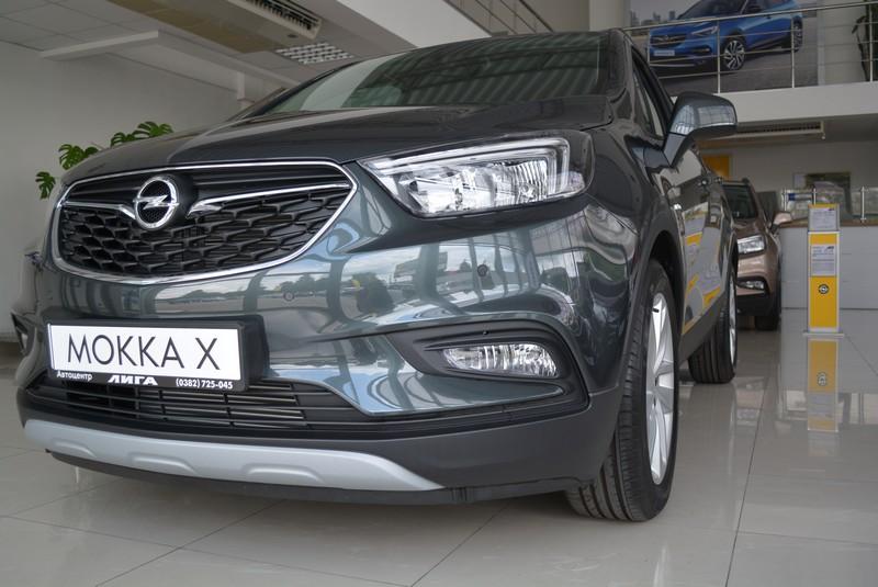 Opel Mokka X 1.4 NET 6AT