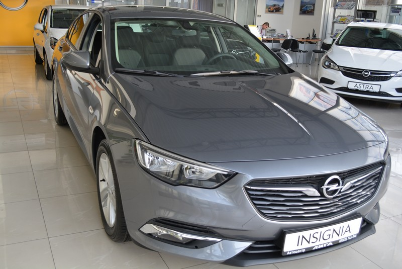 Opel Insignia Grand Sport 1.5 XFT 6AT