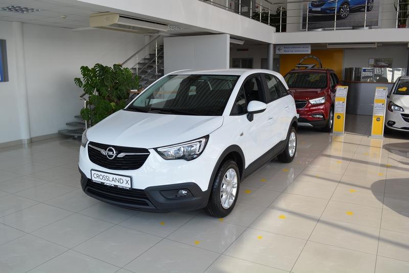Opel CROSSLAND X 1.6D 6MT
