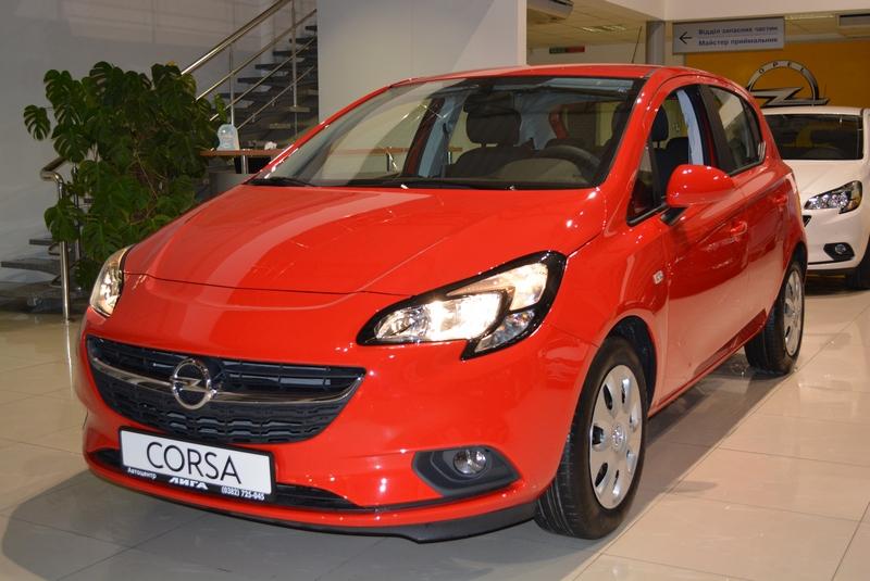 Opel Corsa E 1.4XEL 6AT