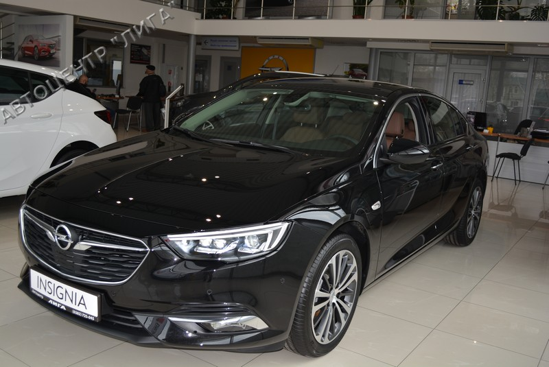 Opel Insignia GS Innovation 2.0D 8АT