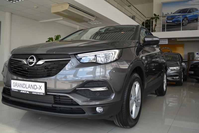 Opel Grandland X Enjoy 1.5d 6МT