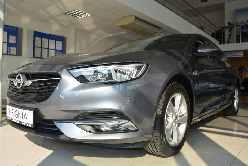 Opel Insignia Edition GS 1.5 бензин 6АT