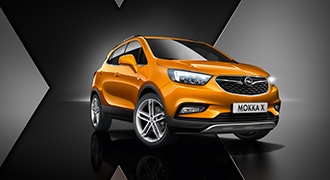 Кросовери Opel-X