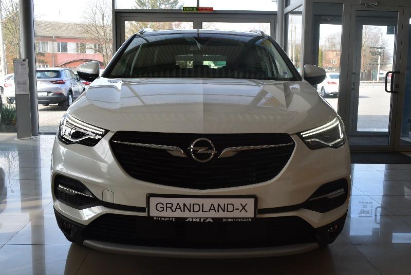 Opel Grandland X Innovation 1.5d 8AT
