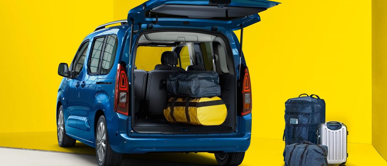 багажник комбо