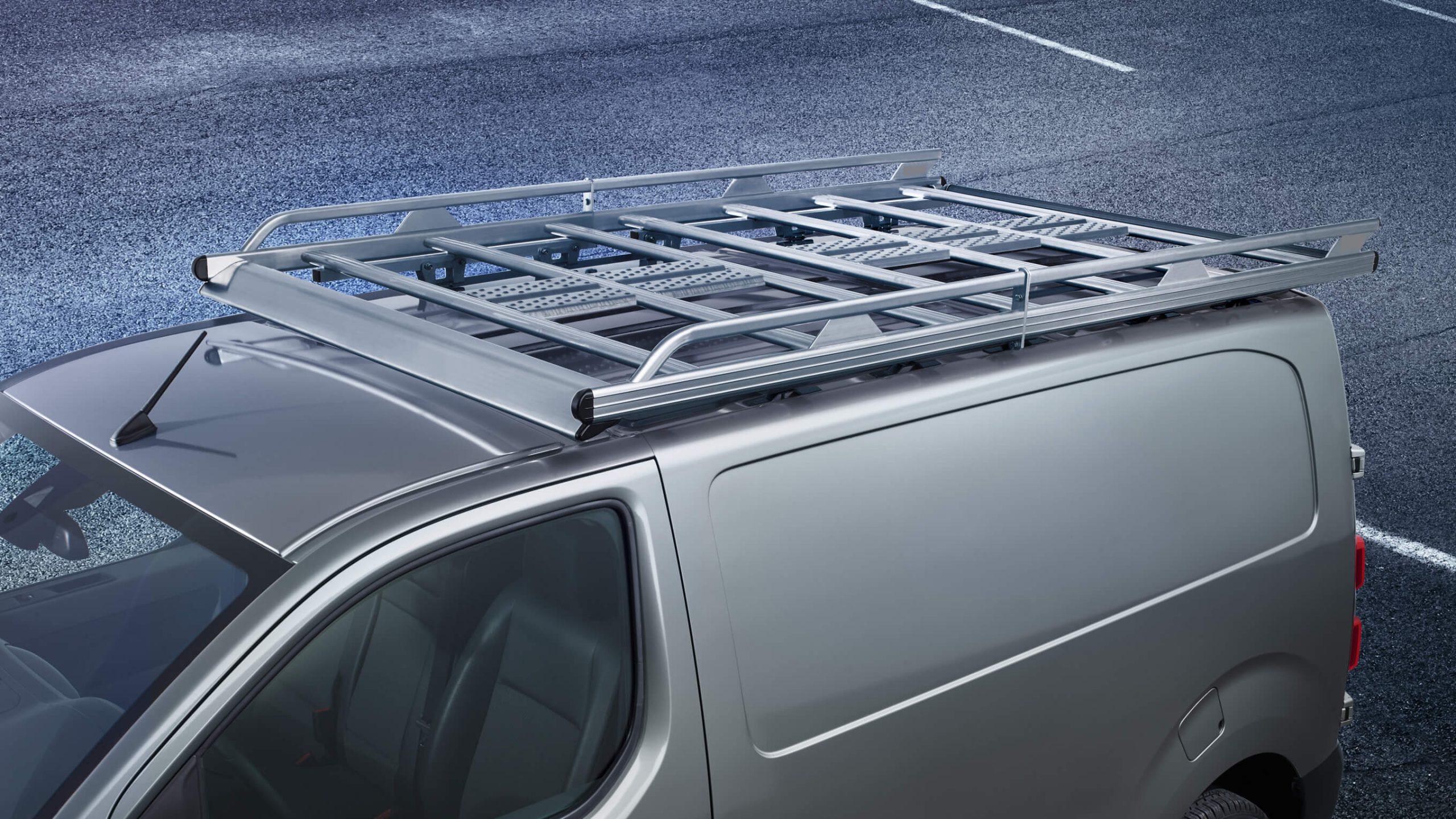 Багажник на даху