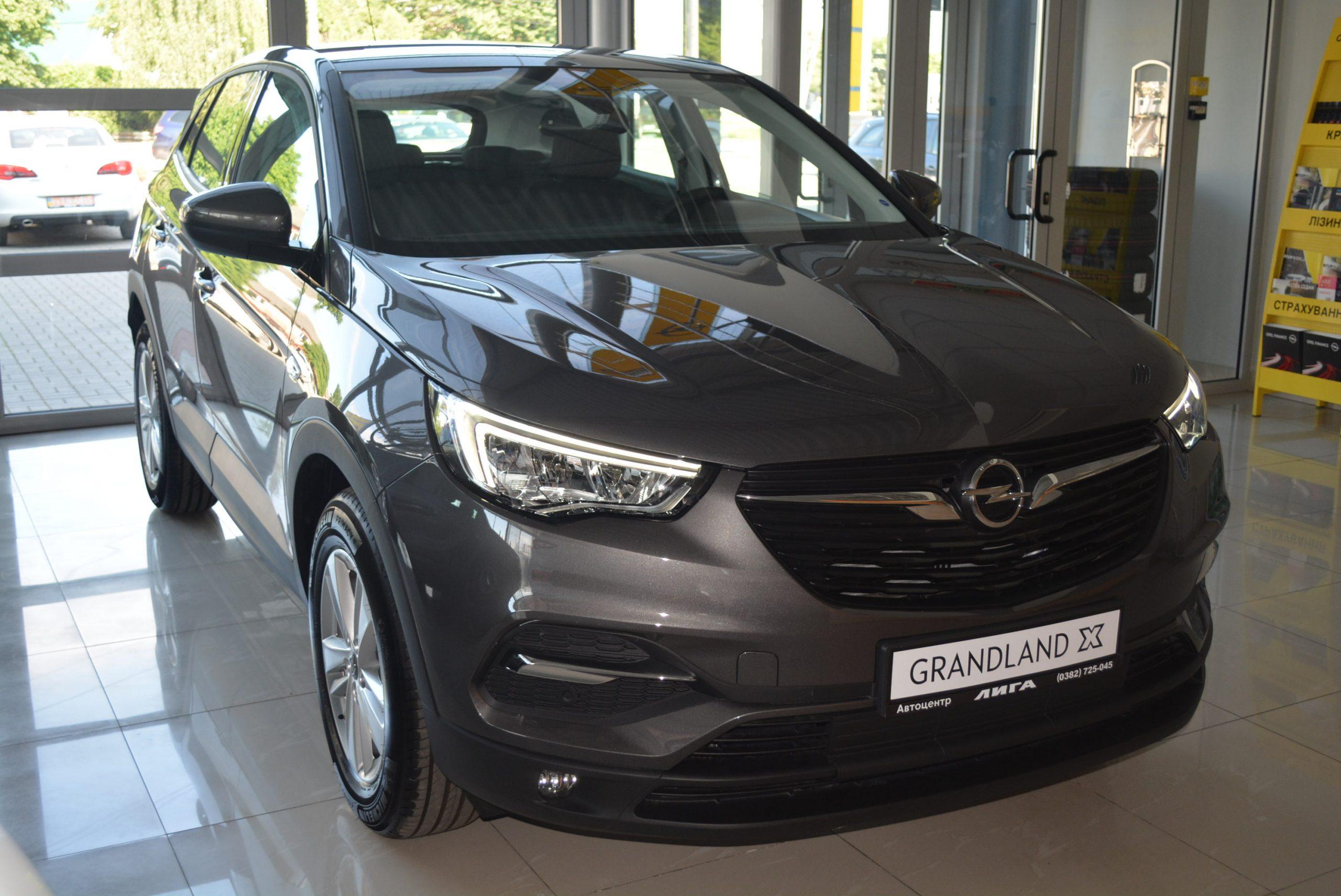 Opel Grandland X Enjoy 1.5d 6АT