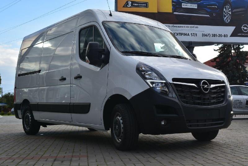 OPEL Movano Вантажний Фургон L2H2