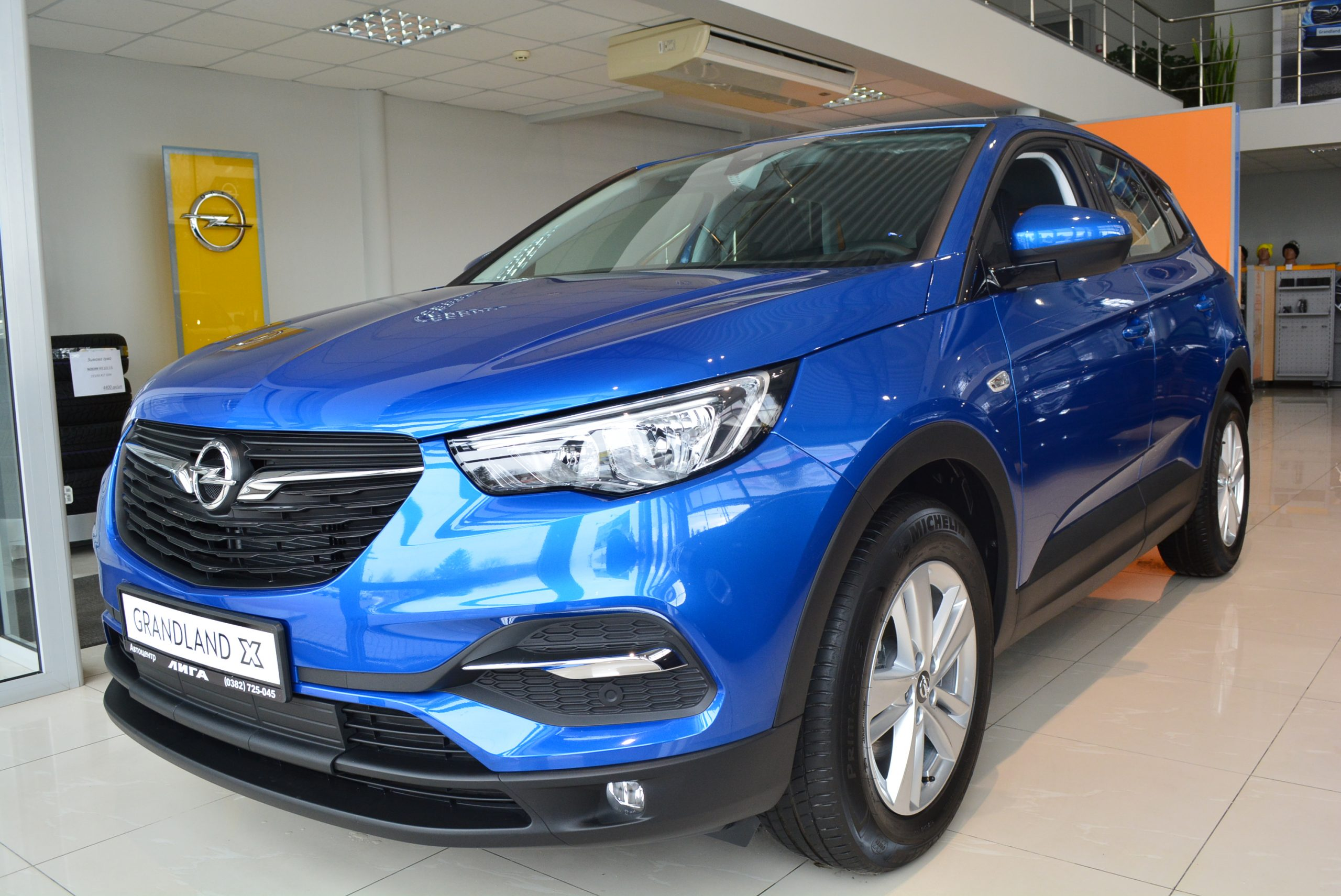 Opel Grandland X Enjoy 1.5d 6MT