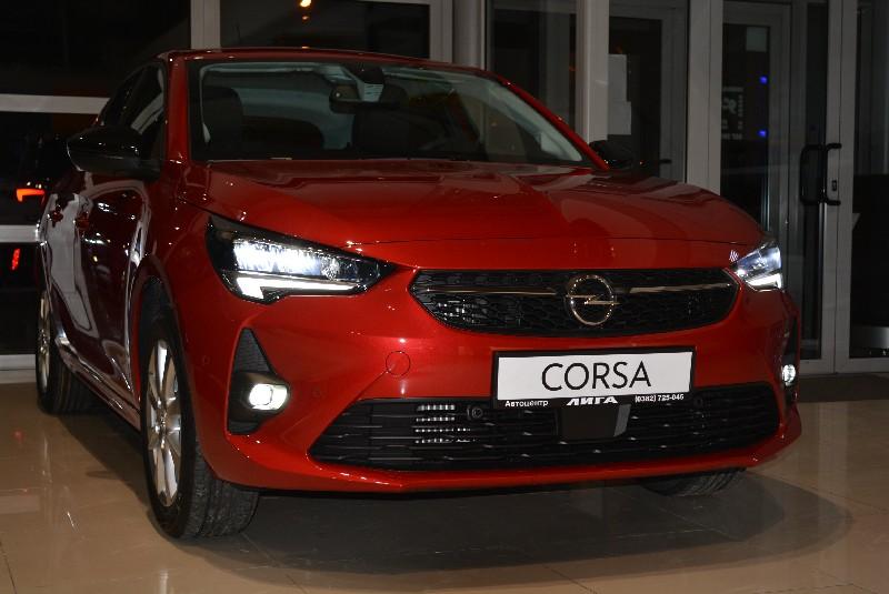 Opel Corsa Elegance 1,2 8AT