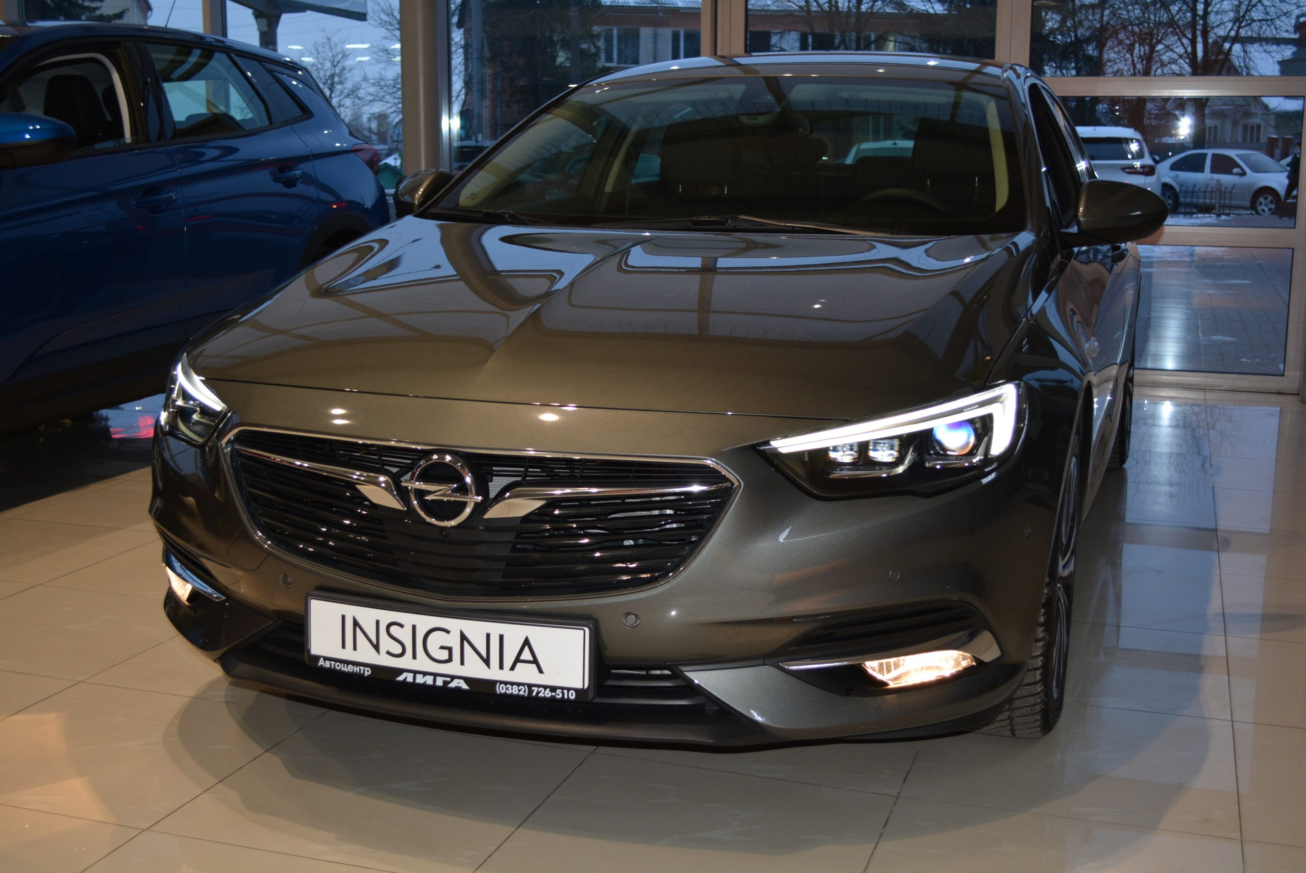 Opel Insignia GS Innovation 2.0D 8АT DEMO