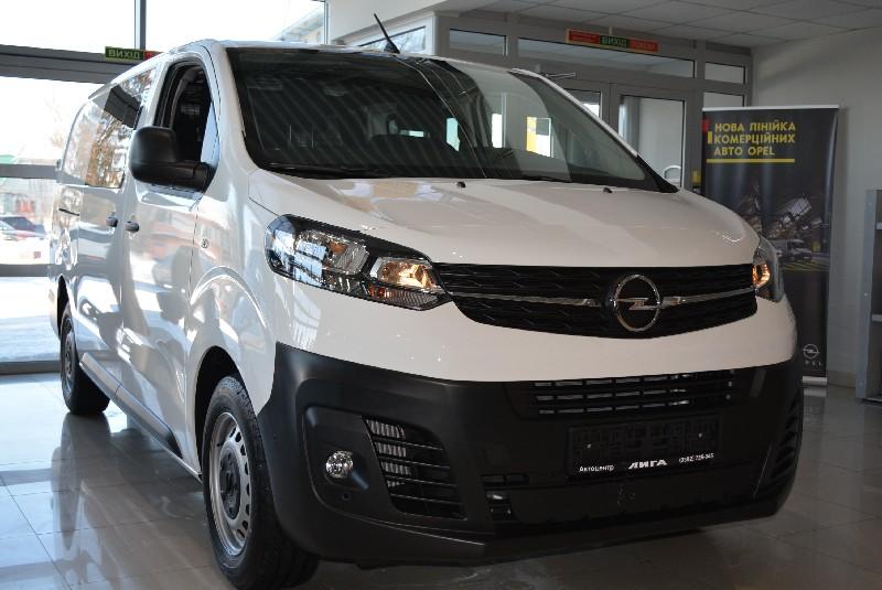 OPEL Vivaro Crew Cab L2. 6MT