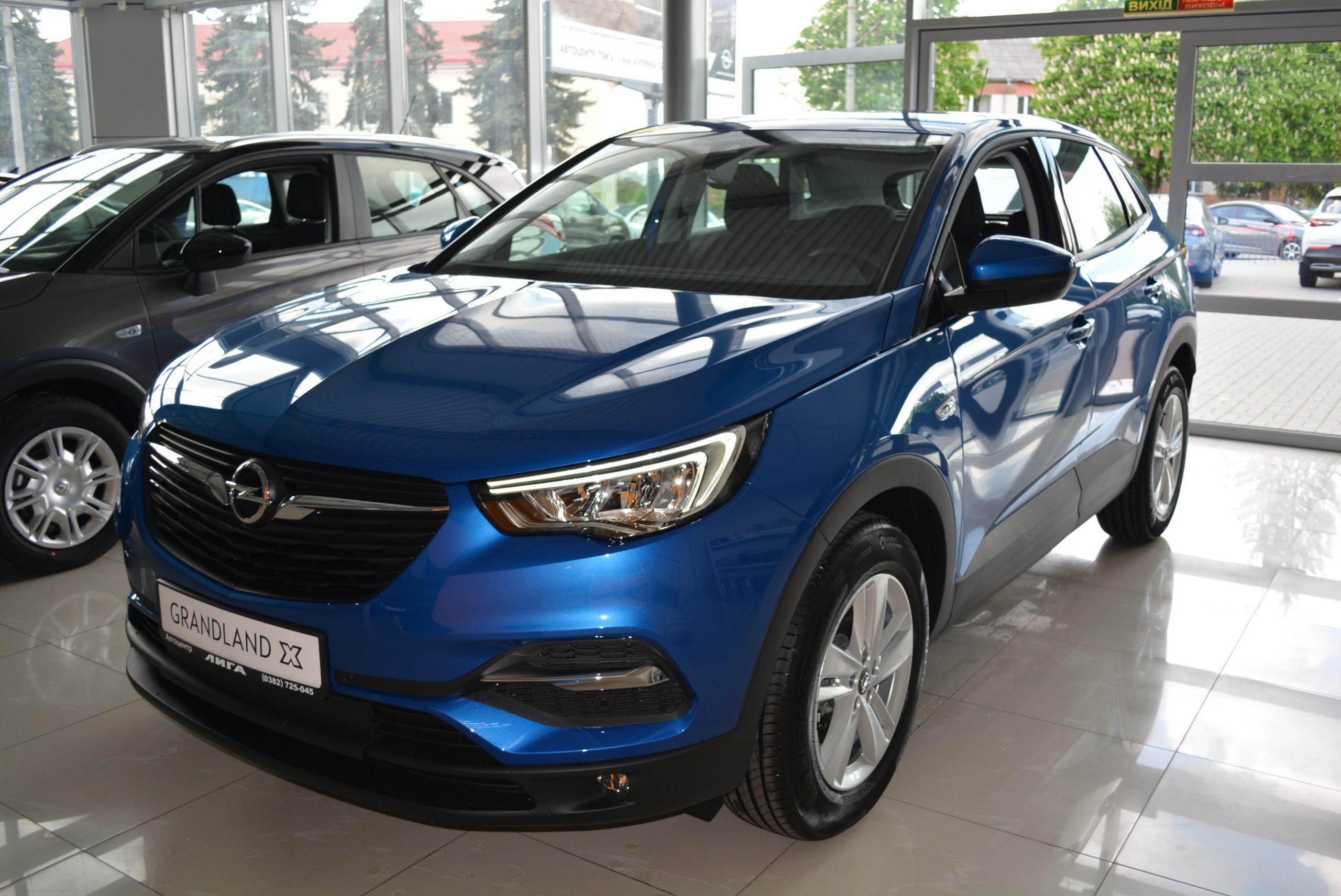 Opel Grandland X Enjoy 1.5d 8АT
